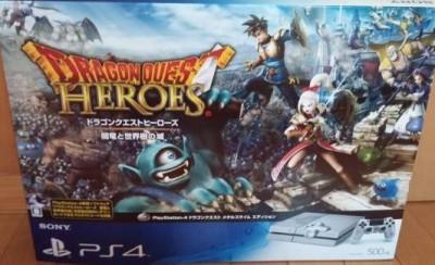 PS4メタルエディション ドラゴンクエストヒーローズ